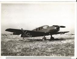 PHOTO AVION NORD  1000 PINGUIN     18X12CM  ENVIRON - Aviazione