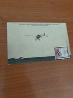 CPA - 2eme Grande Semaine D'aviatIion 1910- MORANE Sur Blériot -  VIGNETTE REIMS AVIATION 1910  ( Bvoire Scan ) - Aviadores