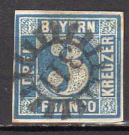 Bavière Oblitéré N° 2 Lot 1 - Bayern (Baviera)