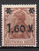 Allemagne Empire Neuf Avec Charnière S.gomme N° 134 Lot 73 - Neufs