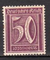 Allemagne Empire Neuf Avec Charnière N°166 Lot 87 - Neufs