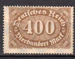 Allemagne Empire Neuf Charnière Point De Rouillen°185 Lot 100 - Neufs