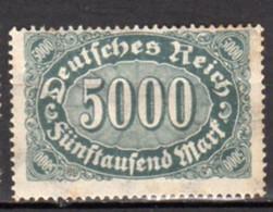 Allemagne Empire Neuf Charnière Point De Rouille N°191 Lot 106 - Neufs