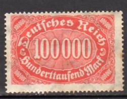 Allemagne Empire Neuf Charnière Point De Rouille N°192 Lot 107 - Neufs