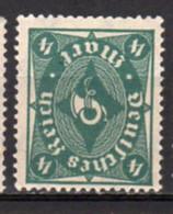 Allemagne Empire  Neuf Avec Charnière Sans Gomme N° 207 Lot 118 - Neufs