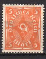 Allemagne Empire  Neuf Avec Charnière Point De Rouille  N° 208 Lot 119 - Neufs