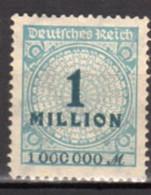 Allemagne Empire Neuf Avec Charnière N°295 Lot 124 - Neufs