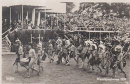Vogelenzang Bloemendaal - Defilé - Wereldjamboree 1937 Indiens Peaux Rouge Apache RARE ! - Non Classificati