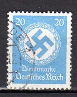 Allemagne Empire Timbre De Service Oblitéré N°10 Lot 175 - Servizio