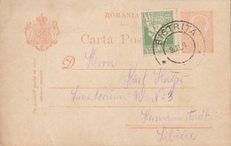 KING FERDINAND, SOCIAL ASSISTANCE STAMP ON PC STATIONERY, ENTIER POSTAL, 1923, ROMANIA - 1918-1948 Ferdinand, Charles II & Michael