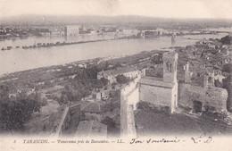13  Tarascon  Panorama Pris  De Beaucaire - Tarascon