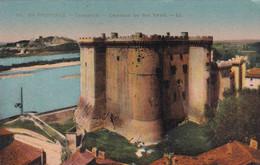 13  Tarascon   Chateau Du Roi Rene - Tarascon