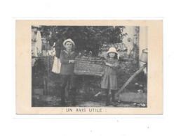 17 - LE GICQ : Carte Publicitaire, Un Avis Utile, Pour Tous Vos Travaux Photographiques, - Altri Comuni