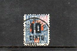 LITUANIE 1922 O - Lithuania
