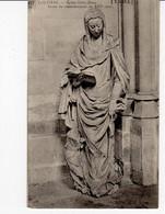 LOUVIERS 27 Eure   Eglise Notre Dame Statue Du Commencement Du XVI Siècle, Neuve - Louviers