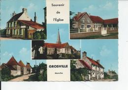 GROSVILLE   Carte Multi - Sonstige Gemeinden