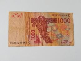 BURKINA FASO 1000 FRANCS - Burkina Faso