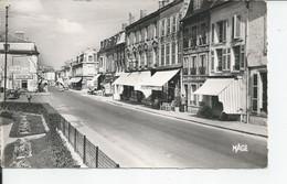 SAINTE MENEHOULD  Place D'austerlitz Et Jardin - Sainte-Menehould