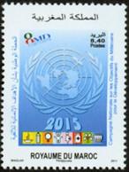 MAROC Campagne Nationale/Développ .1v Neuf ** MNH - Marruecos (1956-...)