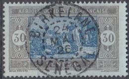 Sénégal 1912-1944 - Birkelane Sur N° 78 (YT) N° 99 (AM). Oblitération. - Oblitérés