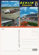 Schönefeld-Berlin Flughafen Airport Ansichten Innen & Außen 2000 - Schoenefeld