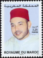 MAROC Courant Mohammed VI 3,25 2010 Neuf ** MNH - Marokko (1956-...)