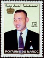 MAROC Courant Mohammed VI 7,80 1v 10 Neuf ** MNH - Marokko (1956-...)