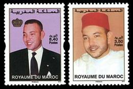 MAROC Courant Roi Mohammed VI 2v 13 Neuf ** MNH - Marokko (1956-...)