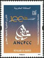 MAROC 100ans Org.Immatr.Foncière 1v Neuf ** MNH - Marruecos (1956-...)