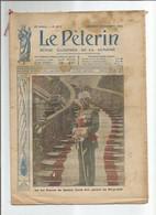 CC / Revue ANCIENNE  1915 @@  Le ROI PIERRE De SERBIE, Salonique, Les Serbes, Auzécourt ... - Giornali