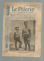 CC / Revue ANCIENNE  1915 @@  Le TSAR NICOLAS II  Et Son FILS @@ - Giornali