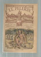 CC / Revue ANCIENNE  1892 @@  Portrait Du Jour SATAN @@@  PAIMPOL Arrivée Des Pecheurs Du CALVAIRE - Giornali