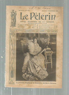 CC / Revue ANCIENNE  1892 @@  La Princesse WALSEMAR De DANEMARK @@ Naufrage DU VAPEUR La SEYNE - Giornali