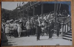 Epinal - Carte Photo - Juin 1919 - M. Mieg Maire D'Epinal Prononçant Son Discours - Animée : Belle Animation - (n°18650) - Epinal