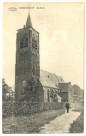 MINDERHOUT -  De Kerk - Hoogstraten