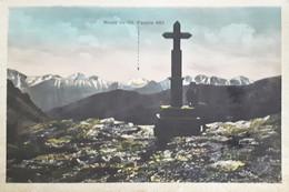 Cartolina - Gd. St. Bernard - Croix De Napoleon Et Ciel Bleu D'Italie - 1943 - Zonder Classificatie