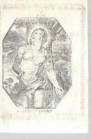 30 09/  12//  °S SEBASTIANUS// °AALST 1796 PASTOR:ST.MARTENS LIERDE/ZOTTEGEM/HERZEELE + 1831 E.H.EMM.SOETENS - Religion & Esotérisme