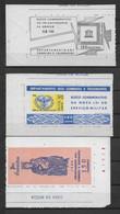 BRESIL - 1966/1992 - BEL ENSEMBLE De BLOCS ** MNH - 12 PAGES ! - COTE ENV. 500 EUR. - Blocks & Sheetlets