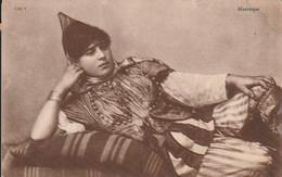 Tunisie Femme Mauresque - Túnez