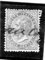 CG50 - 1863 Italia - Re Vittorio Emanuele II - Usati