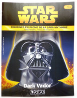 LIVRET EDITIONS ATLAS STAR WARS FIGURINES 2005 1 - DARK VADOR - Episode I