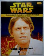 LIVRET EDITIONS ATLAS STAR WARS FIGURINES 2005 2 - LUKE SKYWALKER - Episode I