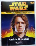 LIVRET EDITIONS ATLAS STAR WARS FIGURINES 2006 11 - ANAKIN SKYWALKER - Episode I