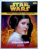LIVRET EDITIONS ATLAS STAR WARS FIGURINES 2006 15 - PRINCESSE LEIA - Episode I