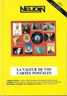 Catalogue Neudin 1993 - Bücher & Kataloge