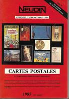 Catalogue Neudin 1985 - Argus Cartes Postales - Bücher & Kataloge