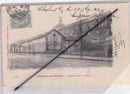 Châlons Sur Marne (51) Brasserie De La Comète ( N° 169) Carte Précurseur De 1903 - Châlons-sur-Marne
