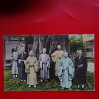 CHINESE PRIESTS CANTON - China (Hongkong)