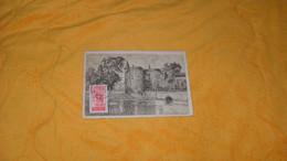 CARTE POSTALE ANCIENNE DE 1948. / CACHETS BRUGGE CXC + TIMBRE LE PEUPLE A EDOUARD ANSEELE - Brugge