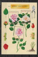 FRANCE - Yvert  Bloc N° 24 **  Congrès Mondial Des Roses Anciennes à Lyon - Neufs